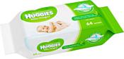 Huggies Ultra Comfort с Алоэ Вера и витамином Е (64шт)