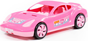 Полесье Автомобиль Торнадо гоночный (розовый) 78582