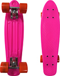 Display Penny Board Pink/orange