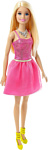 Barbie Glitz Pink Dress