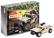 EvoPlay Military CM-204 Armored Carrier