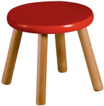 Боровичи Мебель Массив 1 детский (красный)
