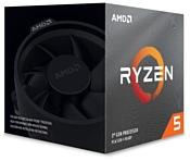 AMD Ryzen 5 2400GE Raven Ridge (AM4, L3 4096Kb)
