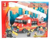 SLUBAN Пожарные спасатели M38-B0221
