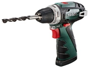 Metabo PowerMaxx BS 2014 Basic 2.0Ah x2 Case Set1
