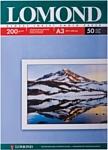 Lomond Глянцевая А3 200 г/кв.м. 50 листов (0102024)
