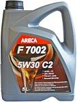 Areca F7002 5W-30 C2 5л (11122)