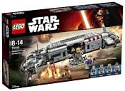 LEGO Star Wars 75140 Десантный корабль Сопротивления