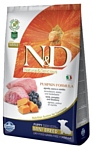 Farmina (2.5 кг) N&D Grain-Free Canine Pumpkin Lamb & Blueberry Puppy Mini