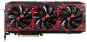 PowerColor Radeon RX Vega 56 1308Mhz PCI-E 3.0 8192Mb 1600Mhz 2048 bit 2xHDMI HDCP Red Devil
