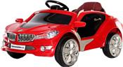 RiverToys BMW O002OO VIP (красный)