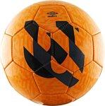 Umbro Veloce Supporter 20981U-GY6 (4 размер, оранжевый/черный)