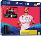 Sony PlayStation 4 Pro 1 ТБ FIFA 20