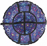 Hubster Люкс Pro 100 см (звезды, синий)