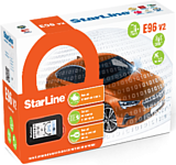 StarLine E96 BT GSM GPS v2 2CAN+4LIN 2SIM