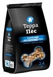 ТерраПёc Сухой для мелких и средних пород (12 кг)
