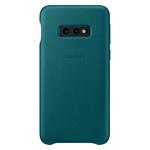 Samsung Leather Cover для Samsung Galaxy S10e (зеленый)