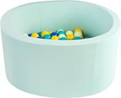 Misioo 90x30 200 шаров (мятный)