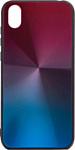 EXPERTS SHINY TPU CASE для Huawei Y5 (2019)/Honor 8S (сине-розовый)