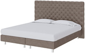 ProSon Paris Boxspring Elite Лофти 160x200 (кофейный)