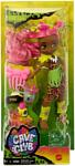 Cave Club Fernessa Prehistoric Fashion Doll with Dinosaur Pet GNL85