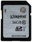 Kingston SD10VG2/16GB
