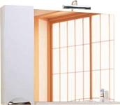 Aqwella Лайн 105 шкаф с зеркалом (Li.02.10)