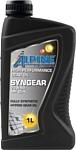 Alpine Gear Oil TS 75W-90 GL-4 1л