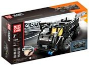 Mould King Glory Guardians 13008 Полицейский грузовик