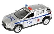 Технопарк Infinity QX30 Полиция