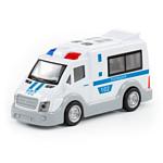 Полесье Полиция 79664 (белый)