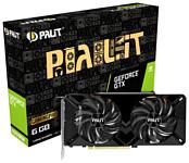 Palit GeForce GTX 1660 SUPER 6144MB GP (NE6166S018J9-1160A)