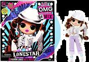 L.O.L. Surprise! O.M.G. Remix Lonestar Fashion Doll 567233