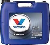 Valvoline SynPower MST C3 5W-30 20л