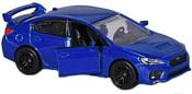 Majorette Premium 212053052 Subaru WRX STI (синий)