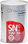 Toyota SN GF-5 5W-30 (08880-10706) 1л