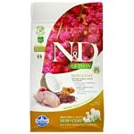 Farmina (0.8 кг) N&D Canine Quinoa Skin & coat Quail