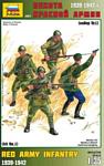 Звезда Пехота Красной армии (набор №1)