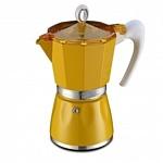 G.A.T. Кофеварка гейзерная BELLA желтая 6 чашки 103506AR