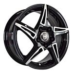 NZ Wheels SH661 7x17/5x110 D65.1 ET39 BKF