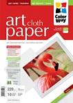 Colorway CW ART мат./факт. ткань A4 220г/м 10л (PMA220010CA4)