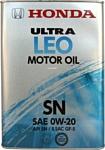Honda Ultra Leo 0W-20 SN (08217-99974) 4л