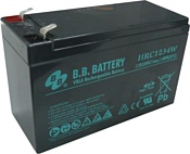 B.B. Battery HRC1234W