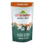 Almo Nature (2 кг) 1 шт. Orange Label Adult Cat Sardines