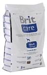 Brit (3 кг) Care Adult Large Breed Lamb & Rice