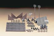 Hasegawa Полевой лагерь Field Camp Equipment Set