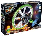 BanBao Космос 6405 Космический летательный аппарат, 512 деталей