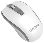 Perfeo PF-383-OP PROFIL White-Grey USB