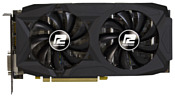 PowerColor Radeon RX 580 1350Mhz PCI-E 3.0 8192Mb 8000Mhz 256 bit DVI HDMI HDCP Red Dragon V2 OC