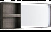 Keramag Шкаф с зеркалом Citterio 835636000 (темный дуб)